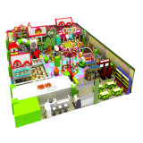 Restaurantのための現代Mini Modular Indoor Kids Playgrounds