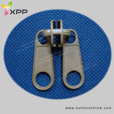 Slider do Zipper para o metal, nylon