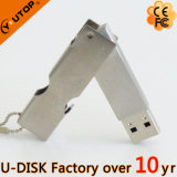 Schwenker Knife Style USB Flash Drive Metal mit Laser Engraving Logo (YT-1250)