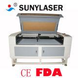 Machine de découpage reçue par OEM de laser de placage 80With100W