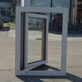Ventana interna Kz258 de la inclinación y de la vuelta del perfil de madera de aluminio de la alta calidad