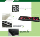 [Ganxin] relógio de exibição LED de parede quente com preço baixo