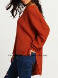 Cavalier chaud de chandail de ventes de mode de femmes d'OEM