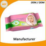 Wipes по-разному конструкции OEM влажные для младенца