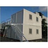 Projeto móvel da casa do preço da habitação moderno do recipiente