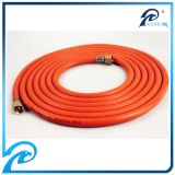 "3/16 "" boyau orange de pression de gaz naturel"