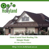 Telhado revestido de pedra do metal (telha da telha)