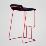 Design unico Fabric Metal Bar Chair con Sofa Seat