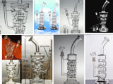 Оптовая ЛИМАНДА стога Sundae Hitman оснащает стеклянная куря труба водопровода