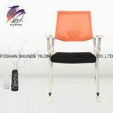 Stuhl-Trainings-Stuhl mit Schreibens-Tablette-stapelbarem Konferenz-Tablette-Stuhl-Großverkauf
