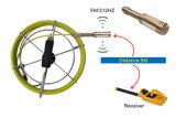 Appareil-photo visuel d'inspection de drain avec l'enregistrement, appareil-photo de tuyauterie