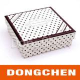 新しいデザイン防水紫外線Lamilationの装飾的な紙箱