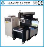 Машина Welder заварки лазера ISO Ce автоматическая с рычагом 4-Вала