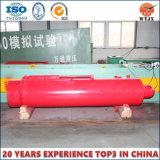 Cylindre de pétrole hydraulique pour le levage de grue