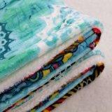 100%年のポリエステルによって印刷されるRaschelの子供の赤ん坊のMicrofiberの珊瑚の羊毛毛布