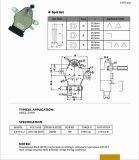 1-50W varie le moteur adapté par arbre de trou pour l'imprimante du four 3D