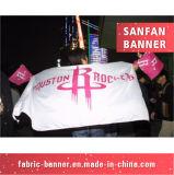 최신 판매는 깃발을 광고하는 물결치는 스포츠 깃발을 주문 설계한다