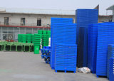 1200X1000 mm Light one -Way Plastic Pallet voor Shipping