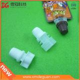 Положите использование в мешки и примите Spout крышки винта изготовленный на заказ заказа