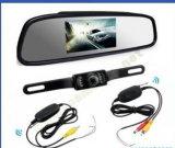 "4.3 ""TFT LCD inalámbrico coche sistema de visión trasera con cámara de visión nocturna"