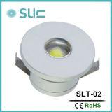 LEDによって引込められるライト、LEDの天井灯、屋内天井灯、45度の専門家5W LEDのキャビネットライト