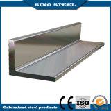 Cornière en acier laminée à chaud noire du carbone Q235 Q345 A36 de la Chine
