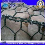 石のための熱い販売PVC Gabionボックス金網または石のケージ
