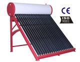 Calentador de agua solar despresurizado de Qal CG 200L16