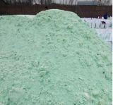 Sulfato ferroso do tratamento da poluição de água