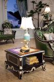 Sofa en cuir sectionnel de modèle européen classique