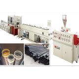 chaîne de production de pipe de PVC d'approvisionnement et d'évacuation en eau de 160mm