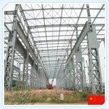 Edificio modular de la estructura de acero para el taller
