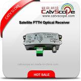 Receptor óptico del satélite FTTH