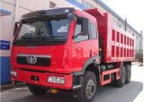 트럭 FAW 6X4 덤프 팁 주는 사람 트럭