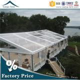 Giardino su ordinazione Tent di Size Economical Transparent per 300 People Banquet