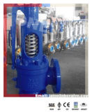 Soupape de sûreté de décompression de chaudière à vapeur (A48Y)