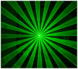 Disco Club, Pub를 위한 DJ Lighting Green Laser