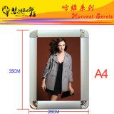 Aluminiumbilderrahmen-Klipp-Foto-Rahmen