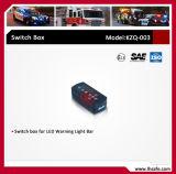 긴 경고등 바 (KZQ003)를 위한 스위치 박스