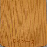 Cuir extérieur lisse d'unité centrale de cuir de meubles (Hongjiu-HS042#)