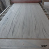 De Kunstmatige Marmeren Stevige Oppervlakte van pmma- Bladen