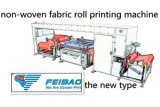 2016 печатная машина экрана ткани цвета конструкции 2 года Non-Woven