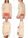 Unterhalt-warme gestrickt Outwear Form-Strickjacke der Frauen