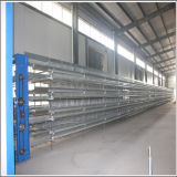 Hot Sale를 위한 최고 Hot Galvanized Layer Cage