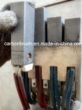 Fabricant professionnel électrique Carbon Brushes Made in China (NCC634)