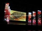 El panel de visualización de interior de LED de la densidad P6 de Abt HD para el alquiler