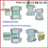 Fraldas úteis descartáveis OEM, Garantia de entrega rápida Fraldas de bebê, Fraldas de papel baratos para bebê