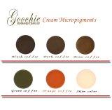Goochie Farben-Sahne-Augenbraue-Pigment