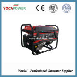 генератор газолина открытой силы двигателя 5kVA Китая портативный