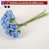 Da flor artificial de Rosa da decoração do partido decoração do repouso do partido a melhor (W2040)